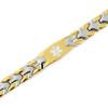 Arrow Stainless Steel Engraveable Bracelet
