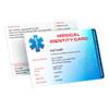 Generic Medical Identity Card