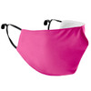 Reusable Washable Face Mask Pink