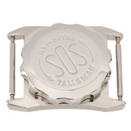 Stainless Steel SOS Talisman Watch Strap Attachment 18mm