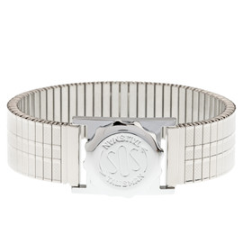Stainless Steel SOS Talisman Watch Style with 18mm Stainless Steel Strap - Gents Expandable