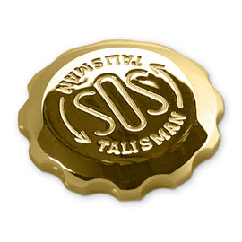 Gold Plated Replacement SOS Top