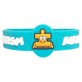 Autism Wristband (Puzzles)