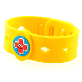 Multi-allergy Wristband (no charms)