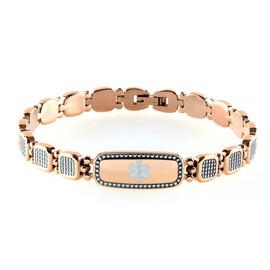The Decorative Squares Bracelet