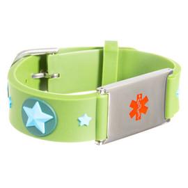 Kids All Star Engraveable Child Bracelet