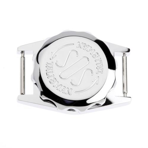 Stainless Steel SOS Talisman Watch Strap Attachment 12mm