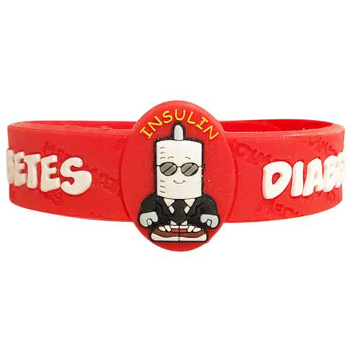 Diabetes Wristband (Tab)