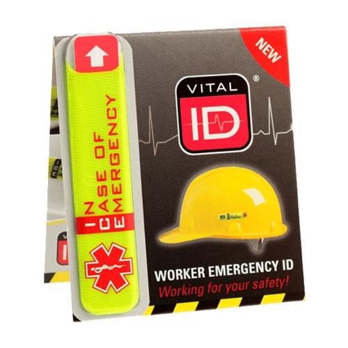 Commuter / Hard Hat Helmet ID Tags