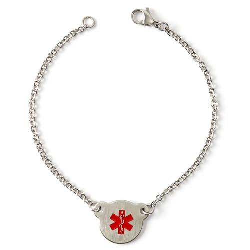 Lightweight Rounded Bracelet