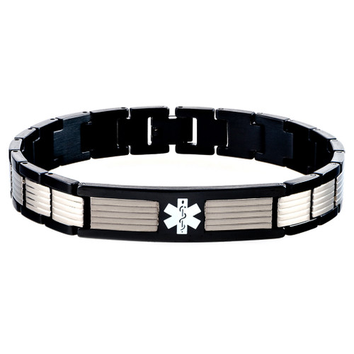 The Contemporary Titanium Bracelet