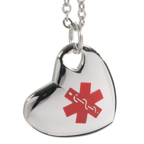 Premier Chained Heart Pendant