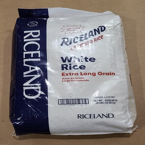 Riceland Enriched Rice Extra Long Grain  50 lbs
