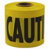 Empire 77-0201 Yellow CAUTION/CUIDADO Barricade Tape 3 in. x 200 ft.