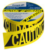 Empire 76-0600 Caution/Cudo Barricade Reinforced Tape 500 ft. x 3 in.