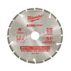 Milwaukee 49-93-7800 4 In. STEELHEAD Diamond Cut-Off Blade