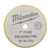 Milwaukee 49-36-2784 7 in. Yellow Foam Polishing Pad