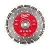 Milwaukee 49-93-7135 12 in Diamond Universal Segmented-Turbo Saw Blade