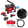 Milwaukee 2818A-21 M18 FUEL Sectional Machine 7/8 in. Kit