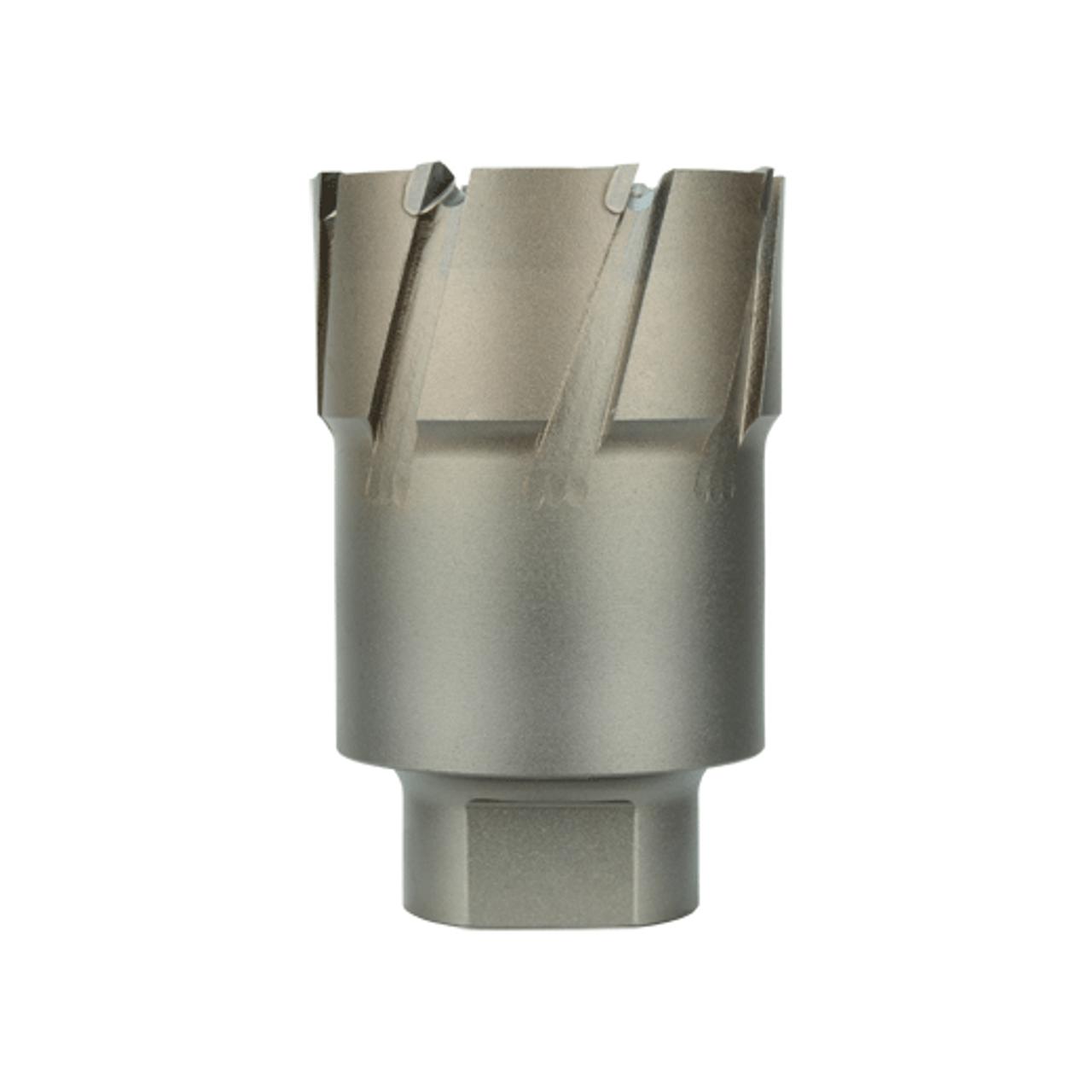AlTiN Coated .3750 Shank Dia Carbide Grooving Tool .3750 Min Depth 2.5000 OAL RedLine Tools - RGB1211170A Bore .7500 Max