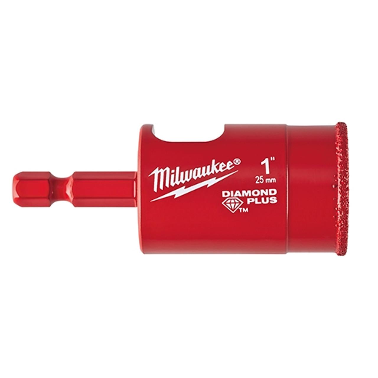 Milwaukee 49-56-0517 1 in. Diamond Plus Hole Saw