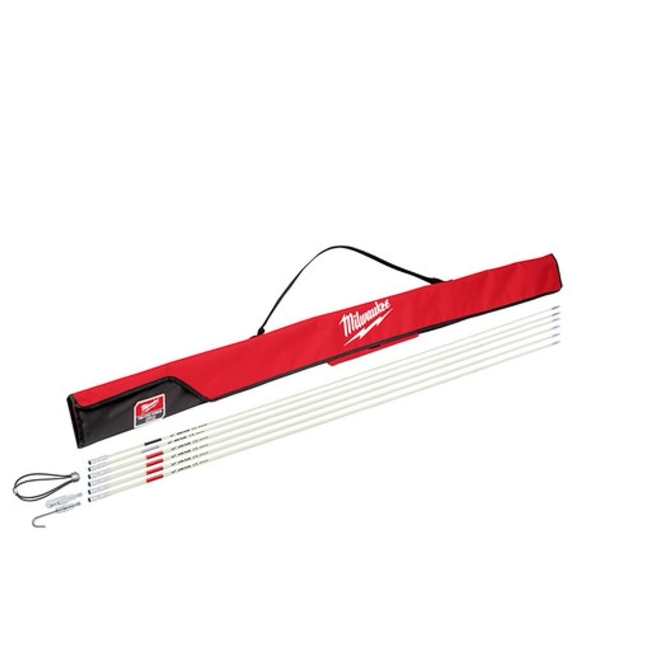 Milwaukee 48-22-4155 30 ft. Fish Stick Combo Kit