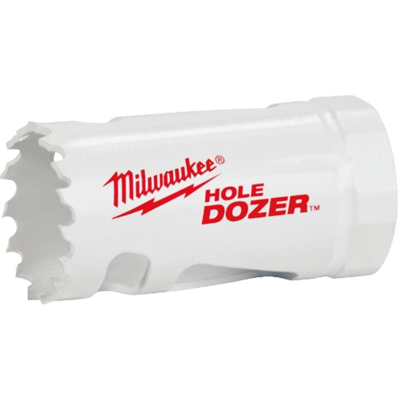Milwaukee 49-56-0052 1-1/8 in. Hole Dozer Bi-Metal Hole Saw