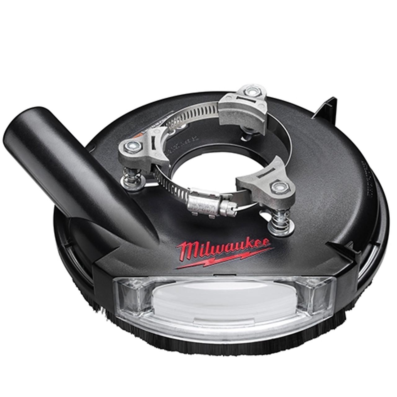 Milwaukee 49-40-6105 7 in. Universal Surface Grinding Dust Shroud