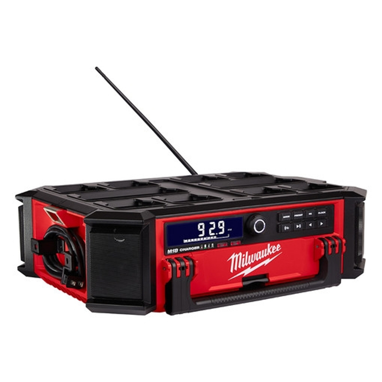 Milwaukee 2950-20 M18 PACKOUT Radio and Charger