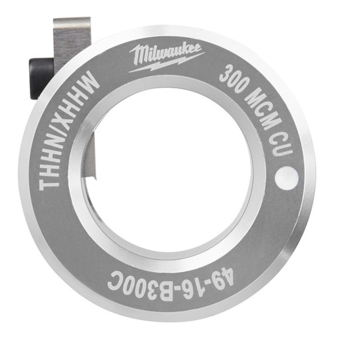 Milwaukee 49-16-B300C 300 MCM Cu THHN/ XHHW Bushing