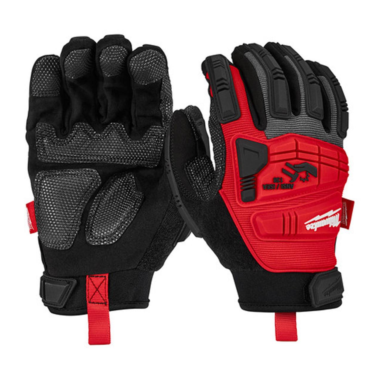 Milwaukee 48-22-8751 Impact Demolition Gloves Medium