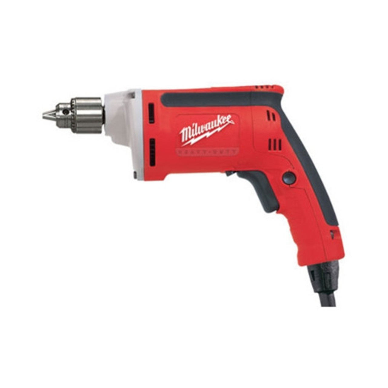 Milwaukee 0101-20 1/4 in. Magnum Drill, 0-4000 RPM with QUIK-LOK Cord