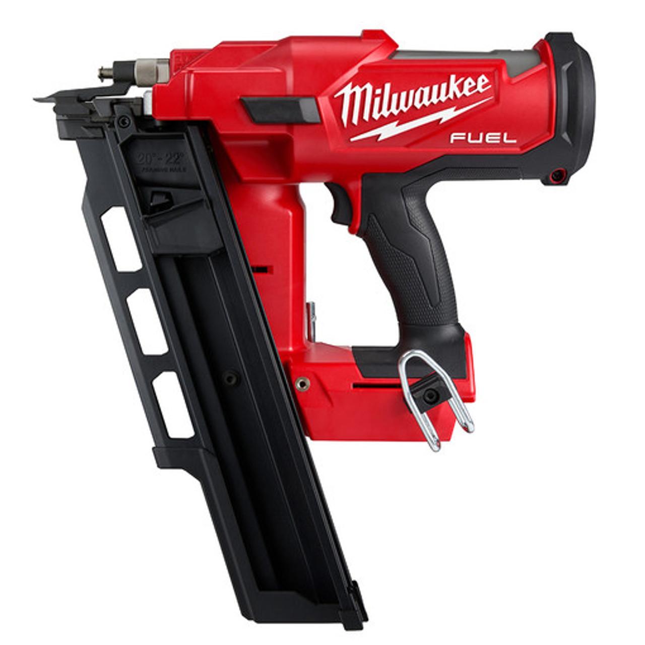 Milwaukee 2744-20 M18 FUEL 21 Degree Framing Nailer
