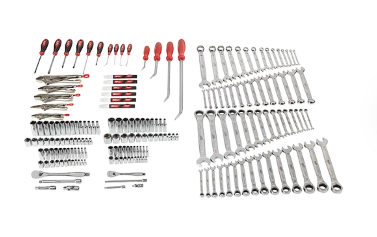 Milwaukee 48-22-9489 Mechanics Tool Set - 191PC
