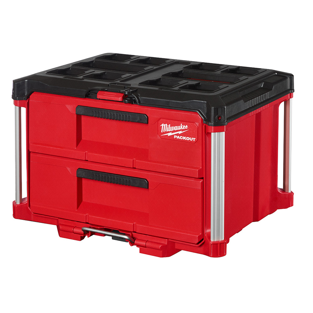 Milwaukee 48-22-8442 PACKOUT 2-Drawer Tool Box