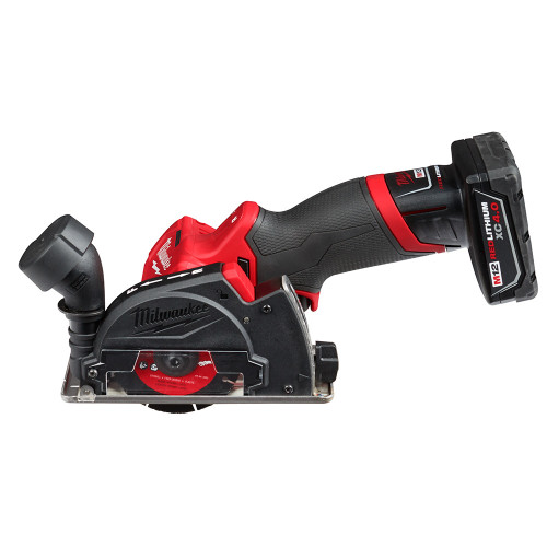 Milwaukee 2522-21XC M12 FUEL 3 in. Compact Cut Off Tool - Kit