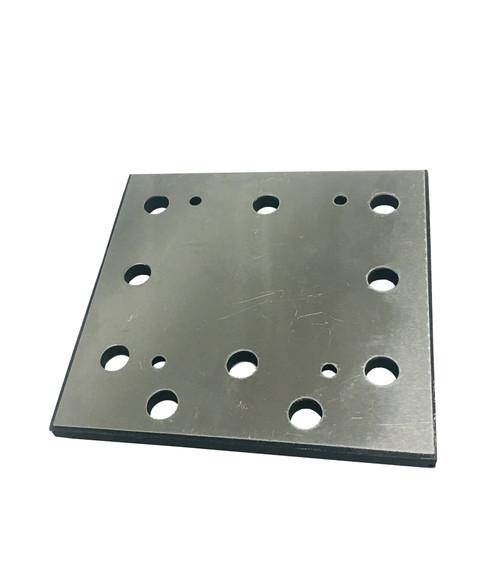 Milwaukee 44-66-0475 Aluminum Plate w/ Cushion