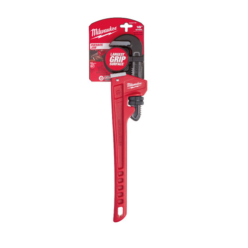 Milwaukee 48-22-7118 18 in. Steel Pipe Wrench