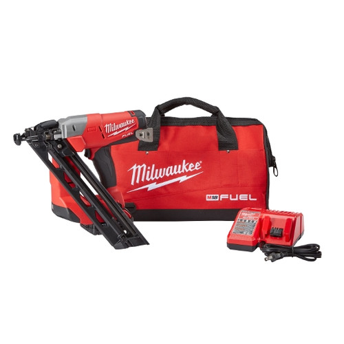 Milwaukee 2743-21CT M18 FUEL 15ga Finish Nailer Kit