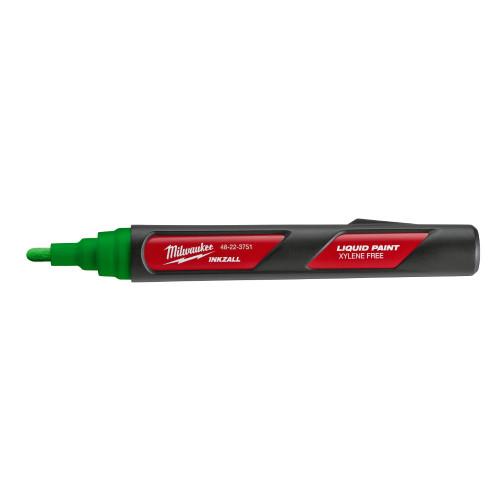 Milwaukee 48-22-3751 INKZALL Green Paint Marker