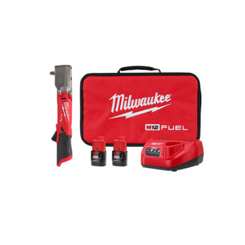 Milwaukee 2564-22 M12 FUEL 3/8 in. Right Angle Impact Wrench w/ Friction Ring Kit