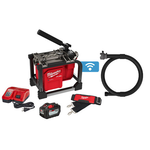 Milwaukee 2818-21 M18 FUEL Sectional Machine for 5/8 and 7/8 Cable