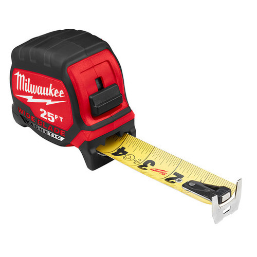 Milwaukee 48-22-0225M 25 ft. Wide Blade Magnetic Tape Measure