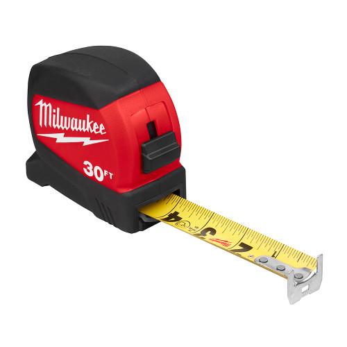 Milwaukee 48-22-0430 30 ft Compact Tape Measure
