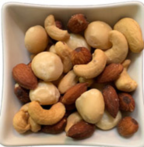 Hawaiian Nut Mix