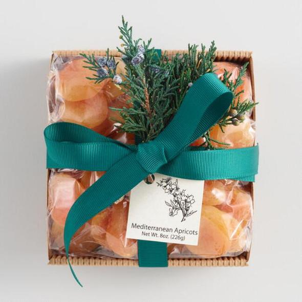Natural Apricot Tray