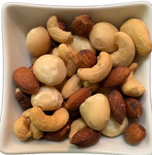 Elite Status Hawaii Mix contains Macadamia Nuts