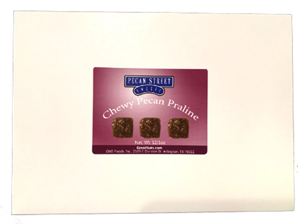 Gift Box of Chewy Pecan Pralines