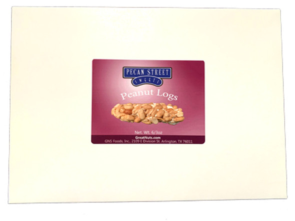 Peanut Logs Gift Box