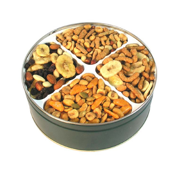 Base Snack Tin